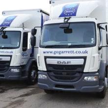 Go Garrett - Garrett Transport