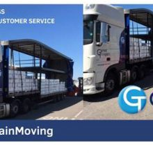 Garrett Transport Keep Britain Moving